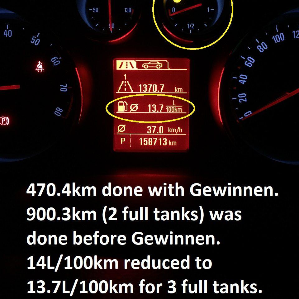 Opel Insignia 2.0T Before