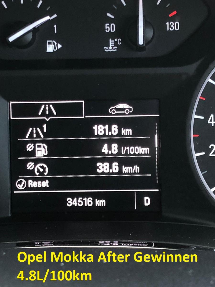 Opel Mokka After GEWINNEN