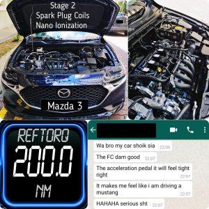 Mazda 3 Stage 2