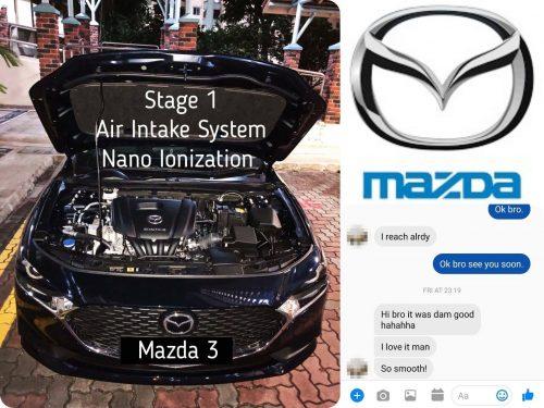 Mazda 3 Stage 1