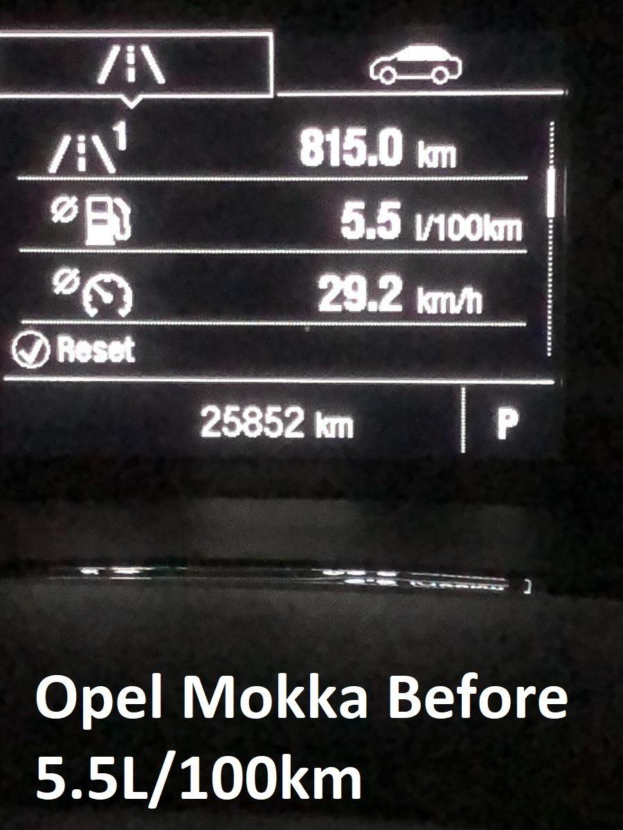 Opel Mokka Before GEWINNEN