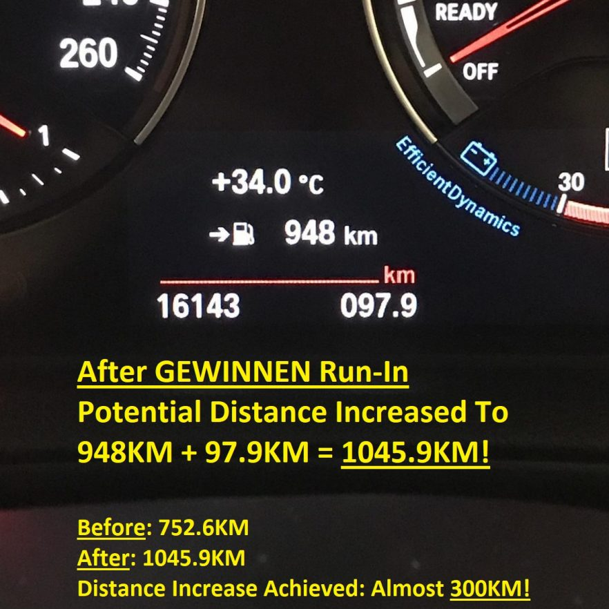 Another BMW116 After Run-In