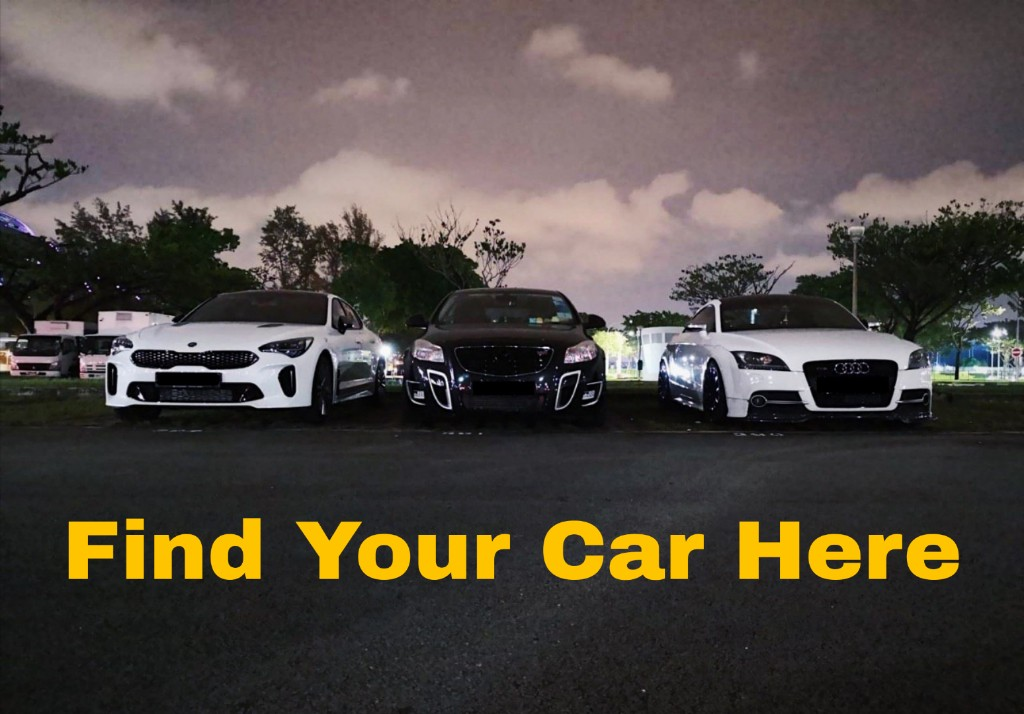 Find Your Car Here
