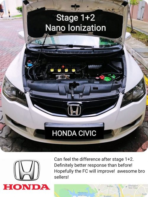 Civic Stage 2