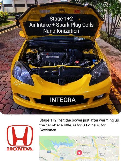 Integra Stage 2